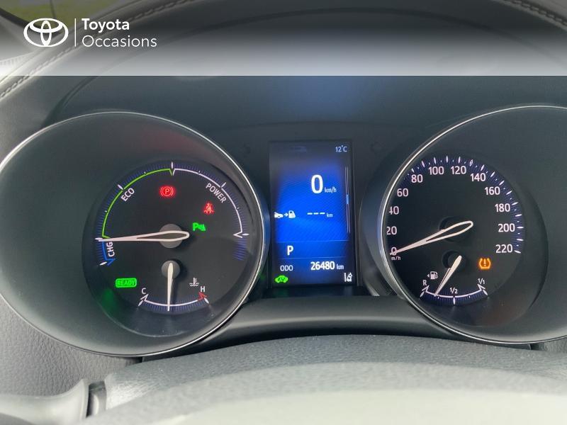 Photo 14 de l'offre de TOYOTA C-HR 122h Graphic 2WD E-CVT RC18 à 22690€ chez Altis - Toyota Auray