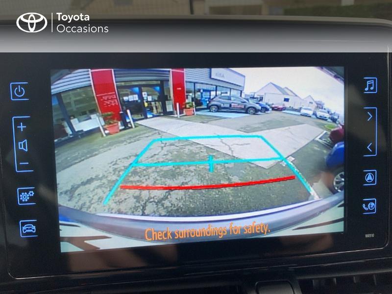 Photo 24 de l'offre de TOYOTA C-HR 122h Graphic 2WD E-CVT RC18 à 22690€ chez Altis - Toyota Auray