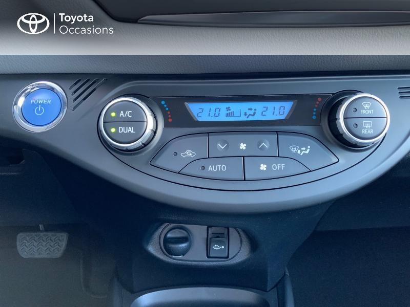 Photo 11 de l'offre de TOYOTA Yaris 100h France 5p à 11980€ chez Altis - Toyota Auray