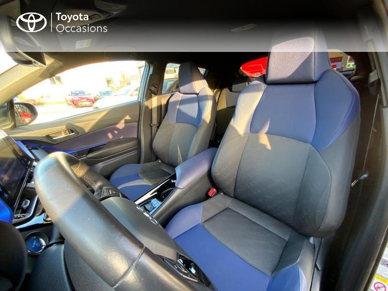 Photo 11 de l'offre de TOYOTA C-HR 122h Graphic 2WD E-CVT à 20990€ chez Altis - Toyota Auray