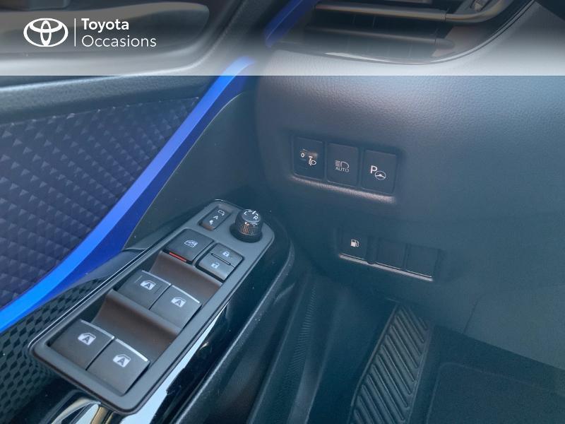 Photo 24 de l'offre de TOYOTA C-HR 122h Graphic 2WD E-CVT à 20990€ chez Altis - Toyota Auray