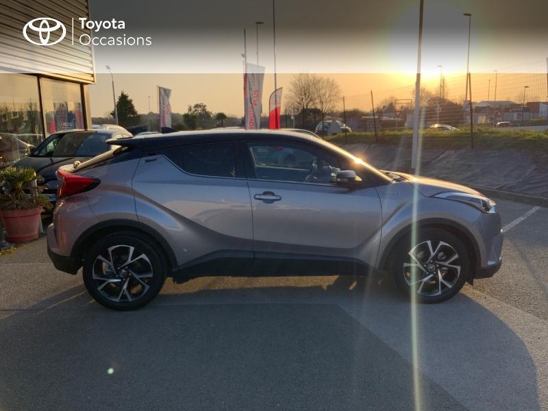Photo 17 de l'offre de TOYOTA C-HR 122h Graphic 2WD E-CVT à 20990€ chez Altis - Toyota Auray