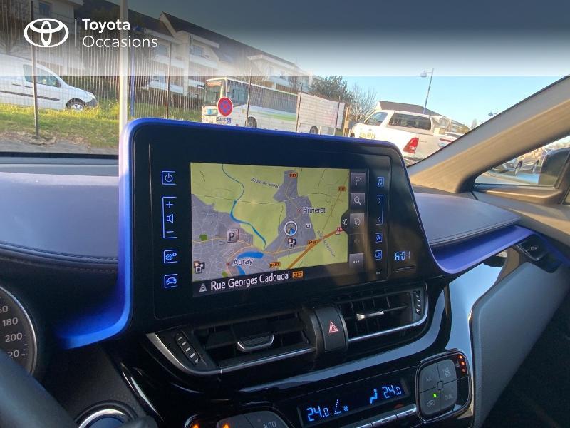 Photo 15 de l'offre de TOYOTA C-HR 122h Graphic 2WD E-CVT à 20990€ chez Altis - Toyota Auray