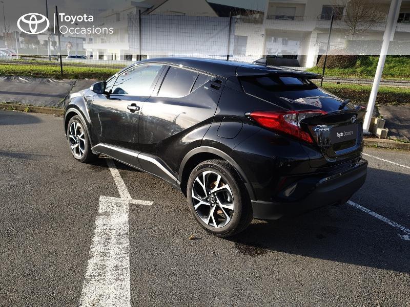 Photo 17 de l'offre de TOYOTA C-HR 122h Edition 2WD E-CVT RC18 à 21830€ chez Altis - Toyota Auray