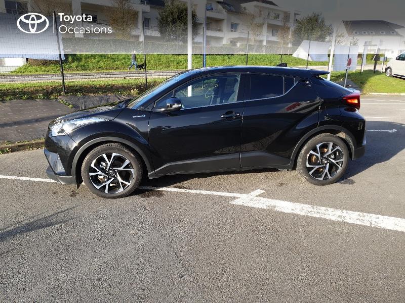 Photo 18 de l'offre de TOYOTA C-HR 122h Edition 2WD E-CVT RC18 à 21830€ chez Altis - Toyota Auray
