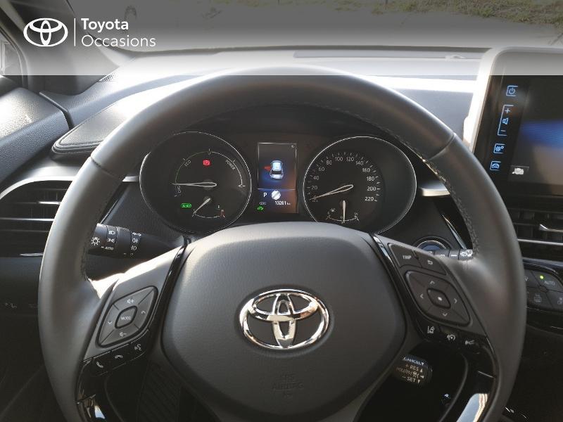 Photo 8 de l'offre de TOYOTA C-HR 122h Edition 2WD E-CVT RC18 à 21830€ chez Altis - Toyota Auray