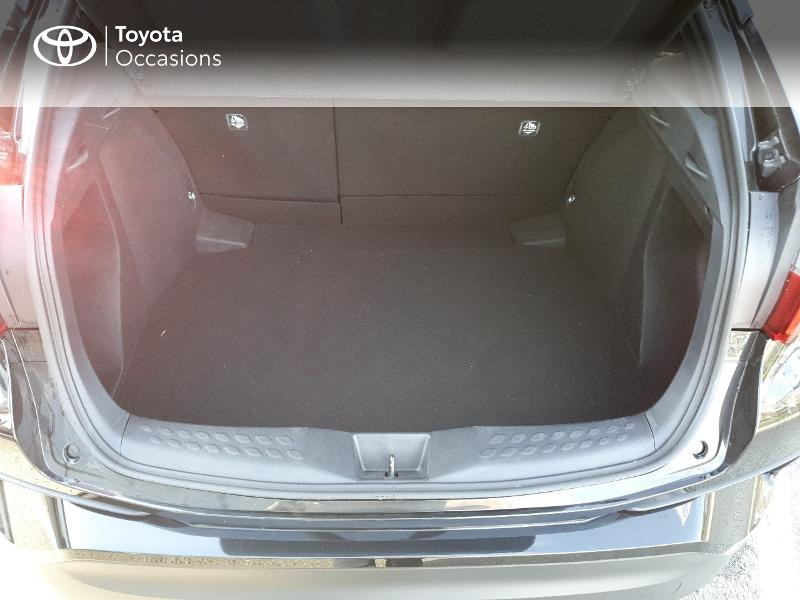 Photo 15 de l'offre de TOYOTA C-HR 122h Edition 2WD E-CVT RC18 à 21830€ chez Altis - Toyota Auray