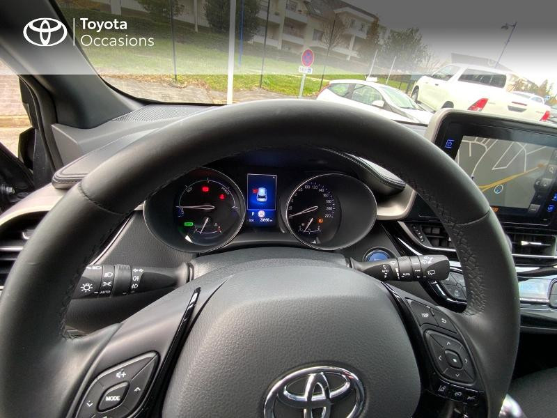 Photo 14 de l'offre de TOYOTA C-HR 122h Edition 2WD E-CVT RC18 à 22890€ chez Altis - Toyota Auray