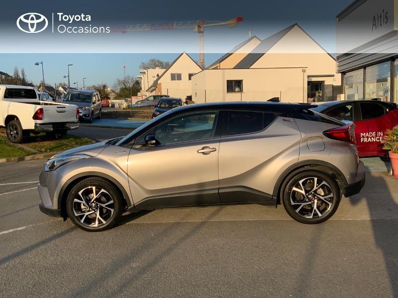 Photo 27 de l'offre de TOYOTA C-HR 122h Graphic 2WD E-CVT à 20990€ chez Altis - Toyota Auray