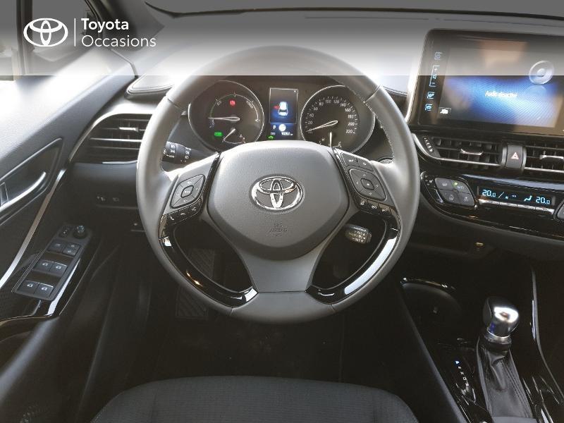 Photo 6 de l'offre de TOYOTA C-HR 122h Edition 2WD E-CVT RC18 à 21830€ chez Altis - Toyota Auray