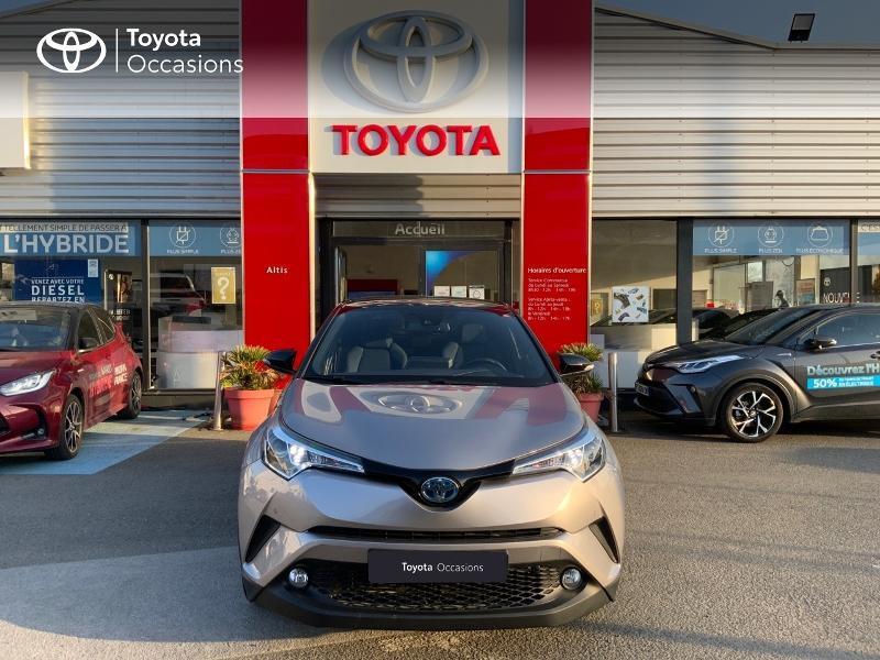 Photo 29 de l'offre de TOYOTA C-HR 122h Graphic 2WD E-CVT à 20990€ chez Altis - Toyota Auray