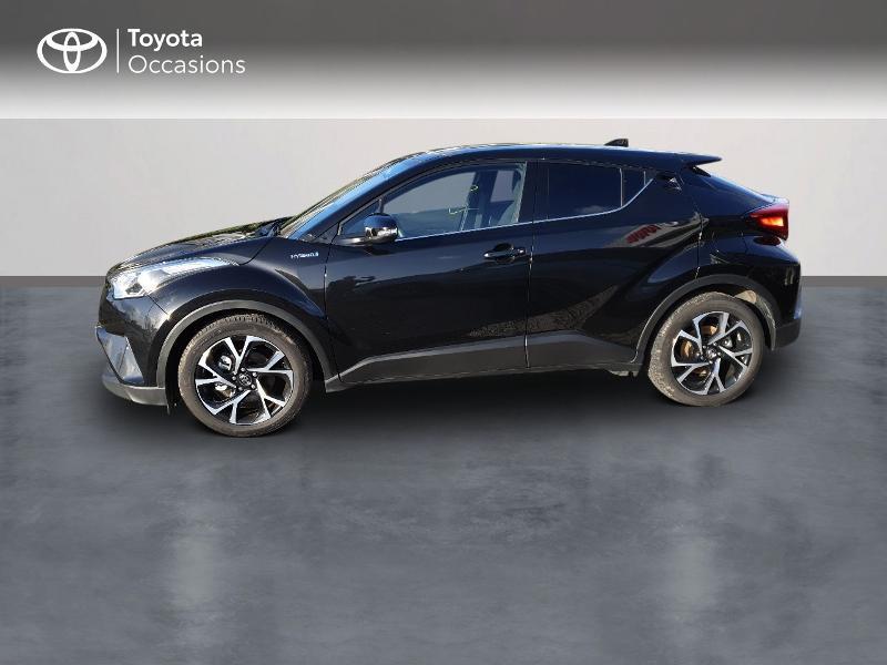 Photo 3 de l'offre de TOYOTA C-HR 122h Edition 2WD E-CVT RC18 à 21830€ chez Altis - Toyota Auray