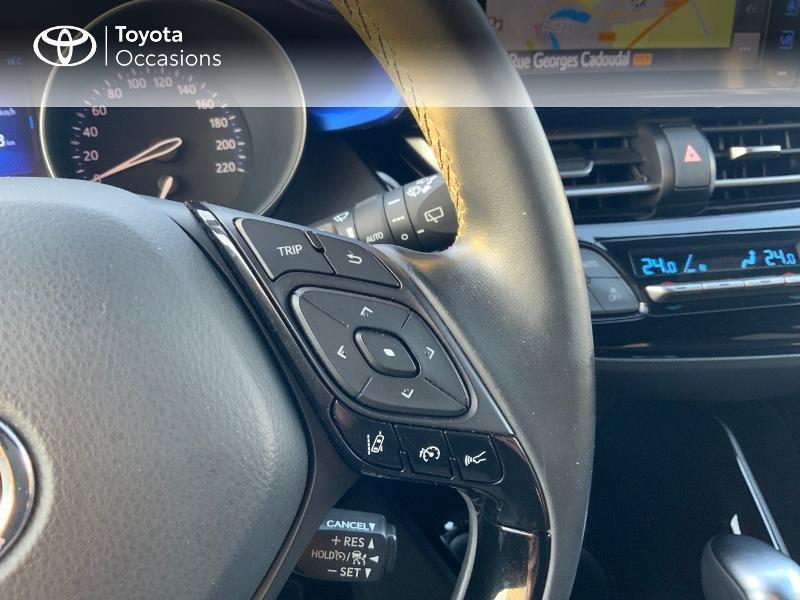 Photo 20 de l'offre de TOYOTA C-HR 122h Graphic 2WD E-CVT à 20990€ chez Altis - Toyota Auray