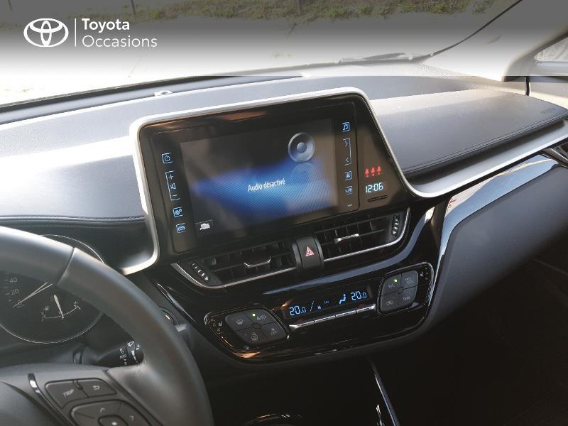 Photo 7 de l'offre de TOYOTA C-HR 122h Edition 2WD E-CVT RC18 à 21830€ chez Altis - Toyota Auray