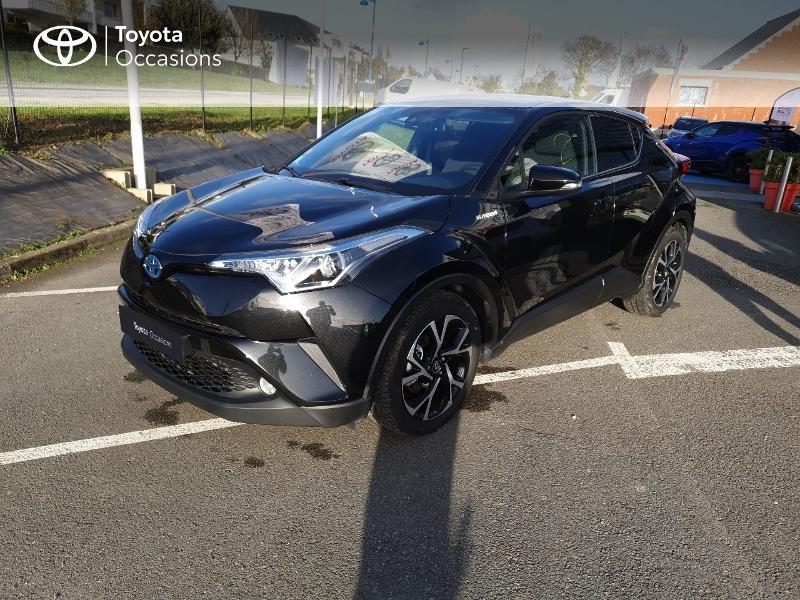 Photo 16 de l'offre de TOYOTA C-HR 122h Edition 2WD E-CVT RC18 à 21830€ chez Altis - Toyota Auray