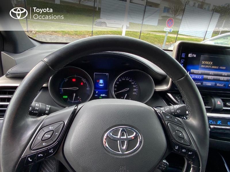 Photo 13 de l'offre de TOYOTA C-HR 122h Edition 2WD E-CVT RC18 à 19990€ chez Altis - Toyota Auray
