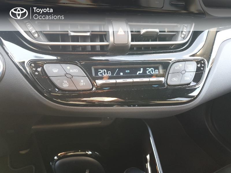 Photo 11 de l'offre de TOYOTA C-HR 122h Edition 2WD E-CVT RC18 à 21830€ chez Altis - Toyota Auray