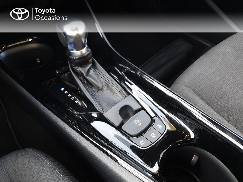 Photo 9 de l'offre de TOYOTA C-HR 122h Edition 2WD E-CVT RC18 à 21830€ chez Altis - Toyota Auray