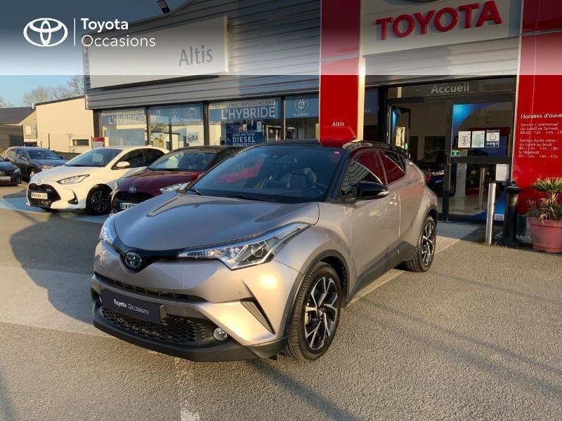 Photo 25 de l'offre de TOYOTA C-HR 122h Graphic 2WD E-CVT à 20990€ chez Altis - Toyota Auray