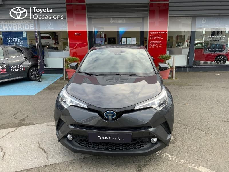 Photo 29 de l'offre de TOYOTA C-HR 122h Edition 2WD E-CVT RC18 à 22890€ chez Altis - Toyota Auray