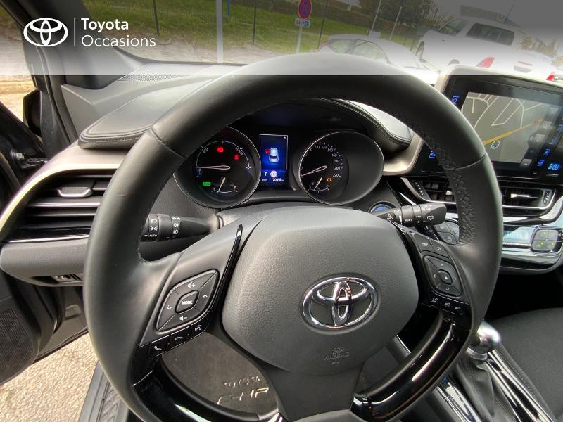 Photo 13 de l'offre de TOYOTA C-HR 122h Edition 2WD E-CVT RC18 à 22890€ chez Altis - Toyota Auray