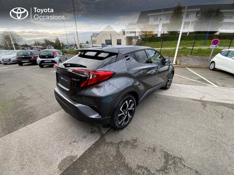 Photo 18 de l'offre de TOYOTA C-HR 122h Edition 2WD E-CVT RC18 à 22890€ chez Altis - Toyota Auray