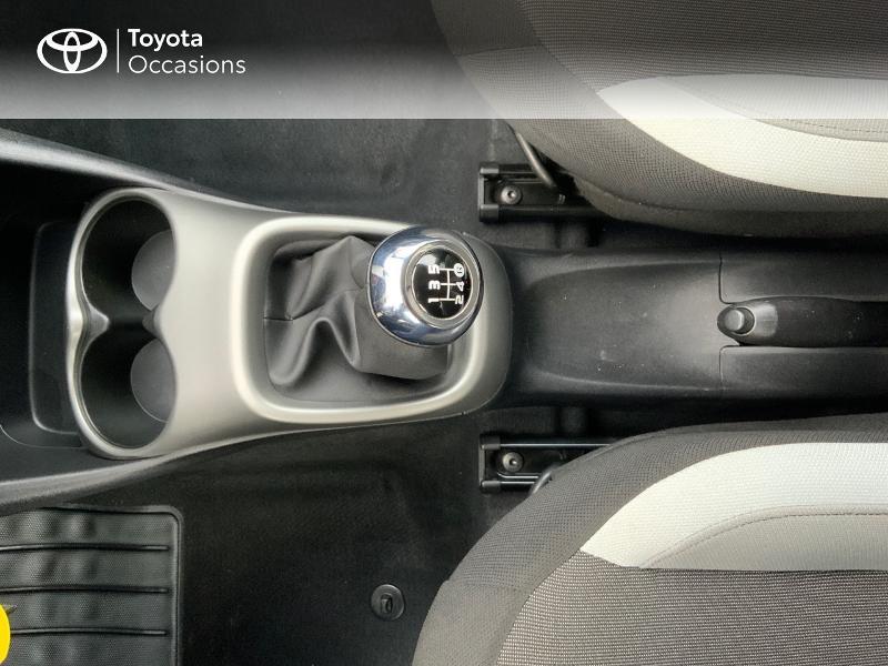 Photo 23 de l'offre de TOYOTA Aygo 1.0 VVT-i 69ch x-play 5p à 8890€ chez Altis - Toyota Auray