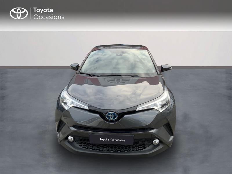 Photo 5 de l'offre de TOYOTA C-HR 122h Edition 2WD E-CVT RC18 à 22890€ chez Altis - Toyota Auray