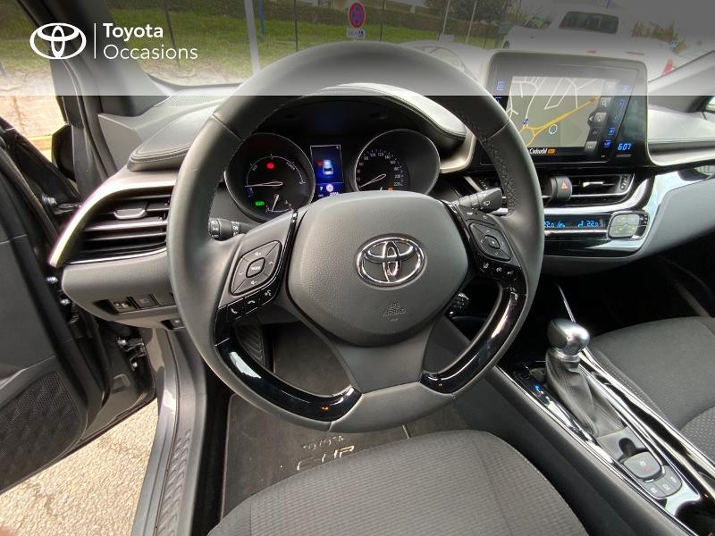 Photo 9 de l'offre de TOYOTA C-HR 122h Edition 2WD E-CVT RC18 à 22890€ chez Altis - Toyota Auray