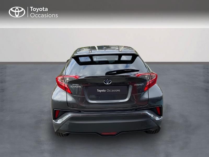 Photo 4 de l'offre de TOYOTA C-HR 122h Edition 2WD E-CVT RC18 à 22890€ chez Altis - Toyota Auray
