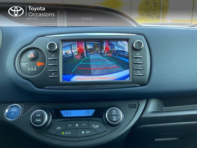 Photo 24 de l'offre de TOYOTA Yaris 100h Collection 5p à 12990€ chez Altis - Toyota Auray