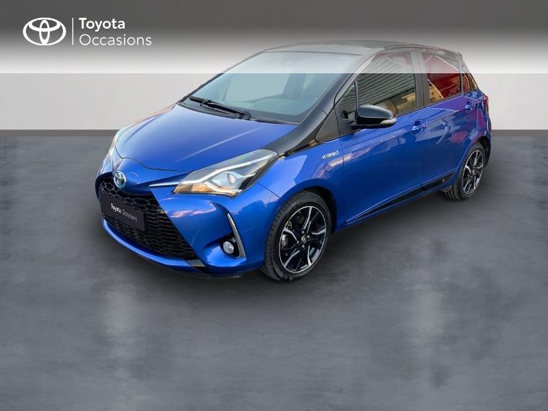 Photo 1 de l'offre de TOYOTA Yaris 100h Collection 5p à 12990€ chez Altis - Toyota Auray