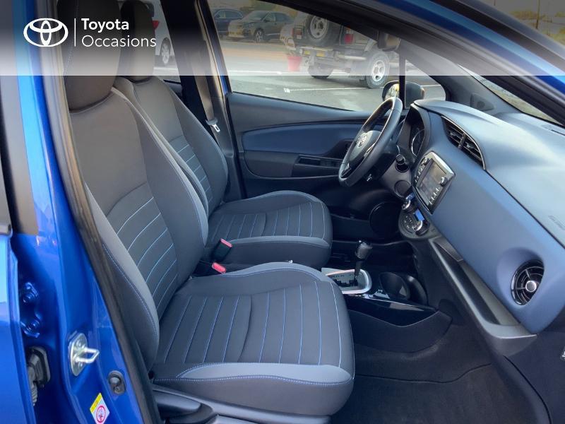 Photo 6 de l'offre de TOYOTA Yaris 100h Collection 5p à 12990€ chez Altis - Toyota Auray