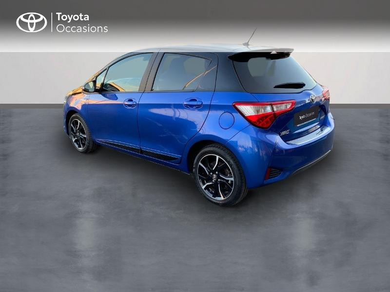 Photo 2 de l'offre de TOYOTA Yaris 100h Collection 5p à 12990€ chez Altis - Toyota Auray
