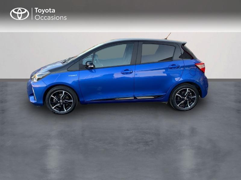 Photo 3 de l'offre de TOYOTA Yaris 100h Collection 5p à 12990€ chez Altis - Toyota Auray