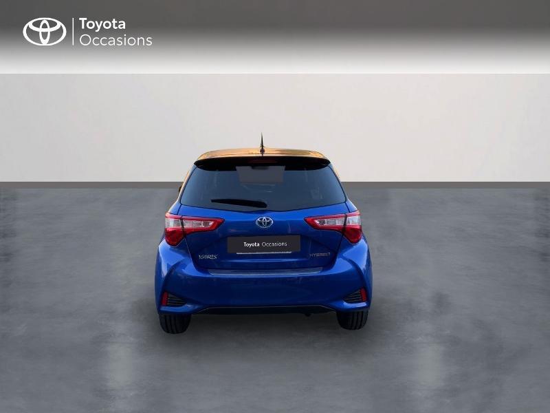 Photo 4 de l'offre de TOYOTA Yaris 100h Collection 5p à 12990€ chez Altis - Toyota Auray