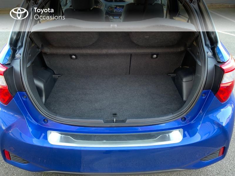 Photo 10 de l'offre de TOYOTA Yaris 100h Collection 5p à 12990€ chez Altis - Toyota Auray