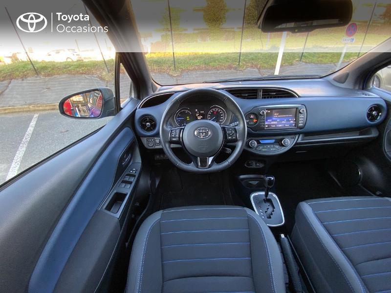 Photo 9 de l'offre de TOYOTA Yaris 100h Collection 5p à 12990€ chez Altis - Toyota Auray