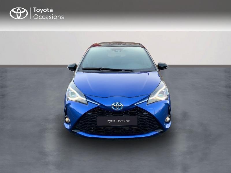 Photo 5 de l'offre de TOYOTA Yaris 100h Collection 5p à 12990€ chez Altis - Toyota Auray