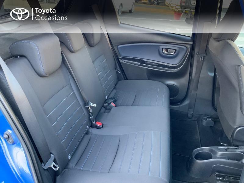 Photo 7 de l'offre de TOYOTA Yaris 100h Collection 5p à 12990€ chez Altis - Toyota Auray