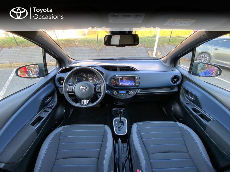 Photo 8 de l'offre de TOYOTA Yaris 100h Collection 5p à 12990€ chez Altis - Toyota Auray