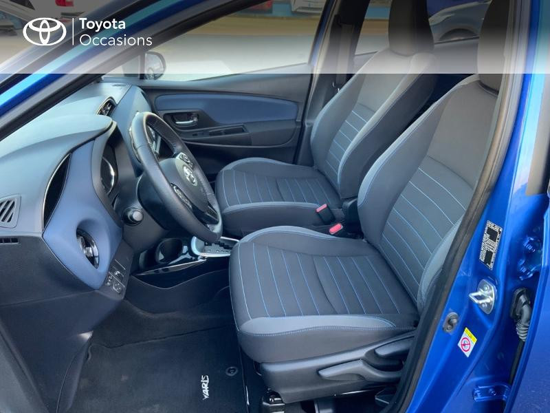 Photo 11 de l'offre de TOYOTA Yaris 100h Collection 5p à 12990€ chez Altis - Toyota Auray