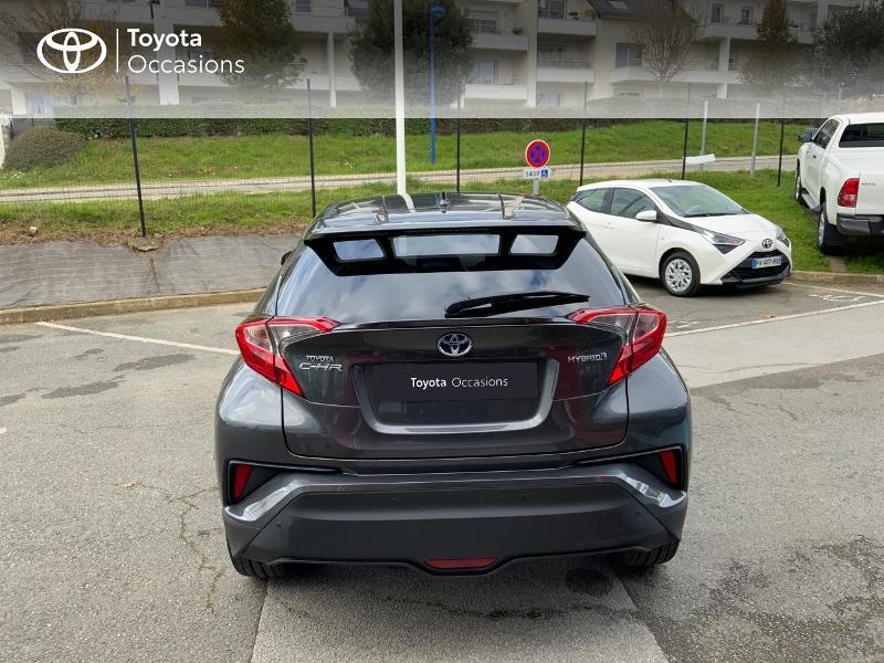 Photo 28 de l'offre de TOYOTA C-HR 122h Edition 2WD E-CVT RC18 à 21990€ chez Altis - Toyota Auray
