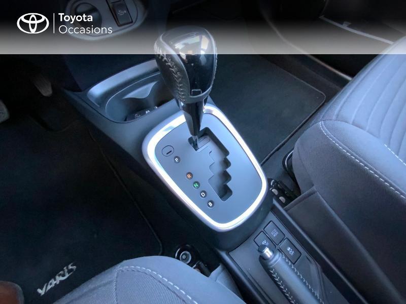 Photo 9 de l'offre de TOYOTA Yaris 100h France 5p à 11980€ chez Altis - Toyota Auray