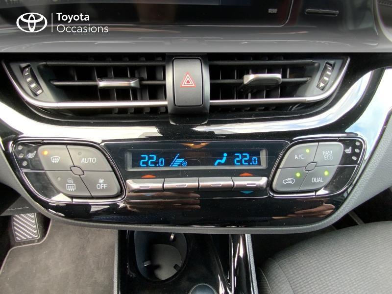 Photo 22 de l'offre de TOYOTA C-HR 122h Edition 2WD E-CVT RC18 à 21990€ chez Altis - Toyota Auray