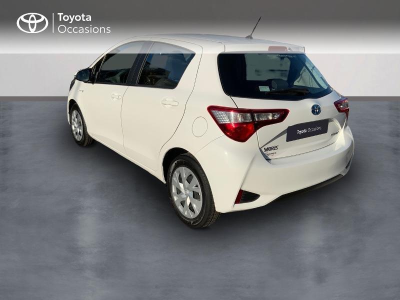 Photo 2 de l'offre de TOYOTA Yaris 100h France 5p à 11980€ chez Altis - Toyota Auray