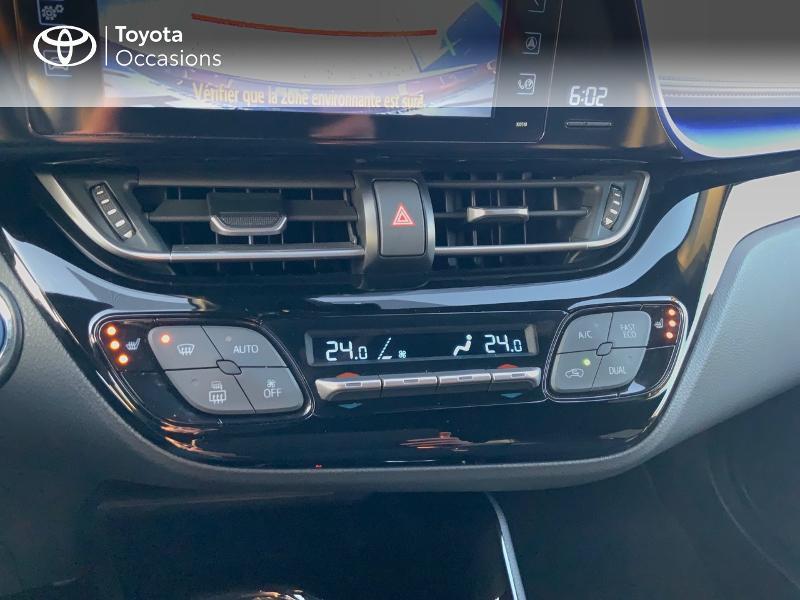 Photo 22 de l'offre de TOYOTA C-HR 122h Graphic 2WD E-CVT à 20990€ chez Altis - Toyota Auray