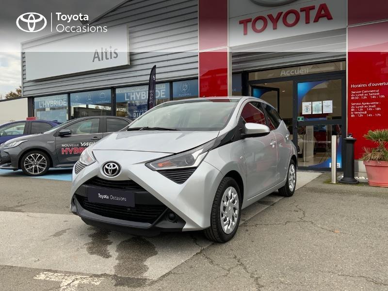 Photo 25 de l'offre de TOYOTA Aygo 1.0 VVT-i 72ch x-play 5p à 9890€ chez Altis - Toyota Auray