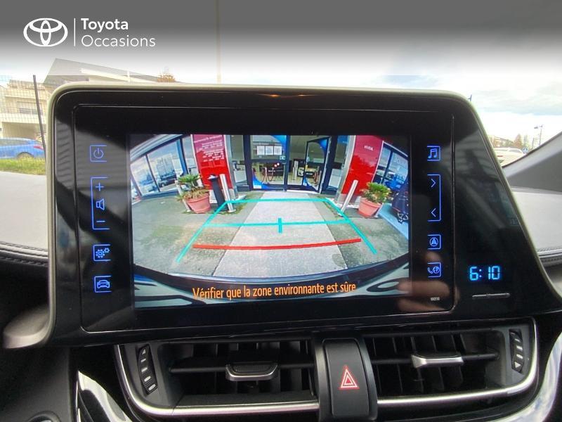 Photo 24 de l'offre de TOYOTA C-HR 122h Edition 2WD E-CVT RC18 à 21990€ chez Altis - Toyota Auray