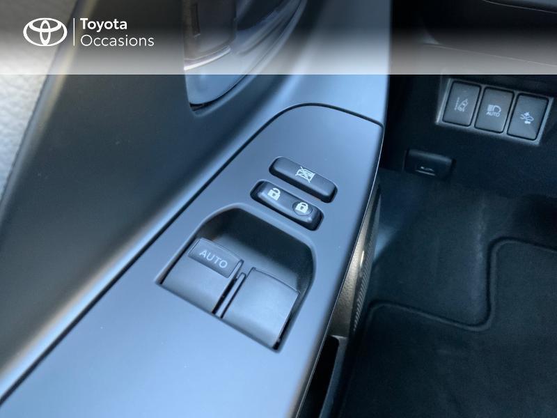 Photo 12 de l'offre de TOYOTA Yaris 100h France 5p à 11980€ chez Altis - Toyota Auray